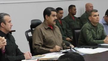 09-01-2018 05:37 Prezydent Maduro oskarża agencje, m.in. Reutersa, o negatywną kampanię przeciwko Wenezueli