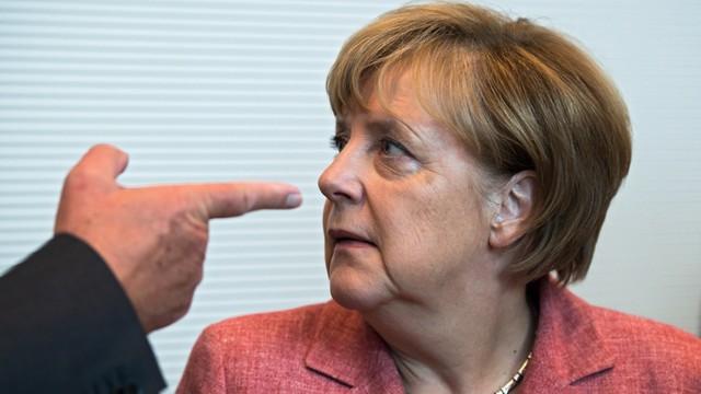 Niemcy: krytyka Merkel przy pomocy nazistowskiego terminu. Posłanka Bundestagu może mieć kłopoty