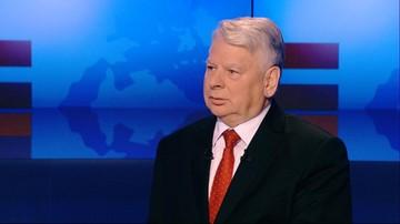 2016-10-20 Kaczyński premierem, Szydło marszałkiem, wcześniejsze wybory - Borusewicz o przyszłych zmianach w rządzie