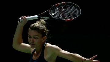 2016-10-27 WTA Finals: Halep odpadła z turnieju. Cibulkova dalej w grze