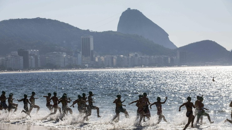 Lekarz kadry: Aklimatyzacja w Rio de Janeiro powinna potrwać około pięciu dni