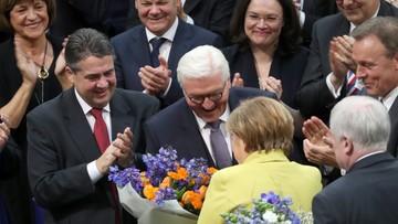 Frank-Walter Steinmeier wybrany na prezydenta Niemiec