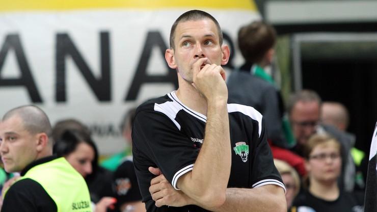 Ekstraklasa koszykarzy: Transfer Dylewicza zamyka skład Trefla Sopot