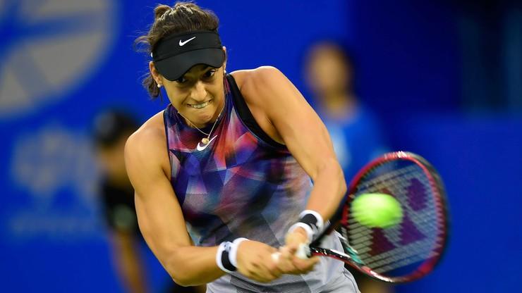 WTA w Wuhan: Garcia zwyciężczynią turnieju