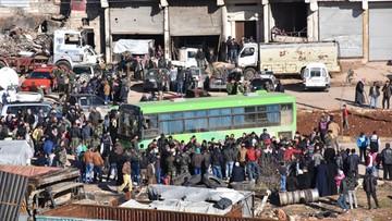 16-12-2016 13:22 Rosja: ewakuacja z Aleppo została zakończona. Syryjskie źródła wojskowe: jedynie zawieszona