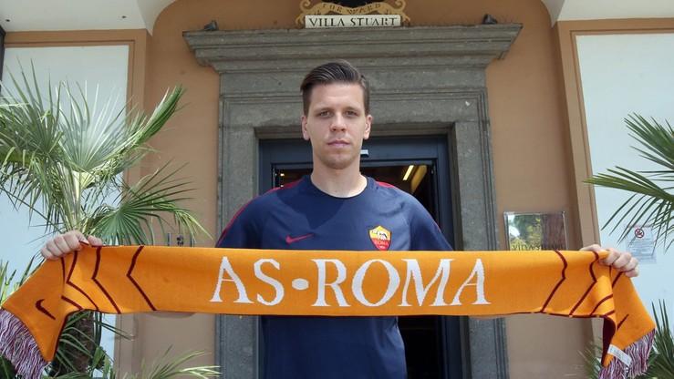 Roma wypożyczyła Szczęsnego na kolejny sezon