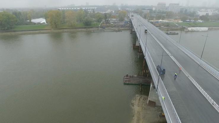 NIK wykrył nieprawidłowości przy remoncie mostu Łazienkowskiego. Zawyżono wynagrodzenie wykonawcy