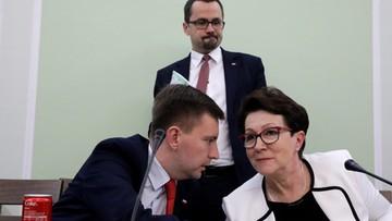 13-12-2017 23:08 Sejmowa komisja przyjęła poprawki PiS do projektu zmian w ordynacji wyborczej