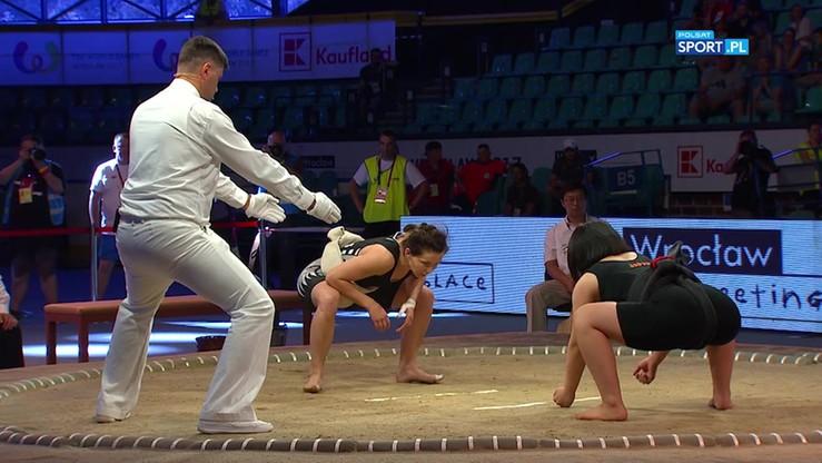 2017-07-22 TWG: Macios z brązowym medalem w sumo!