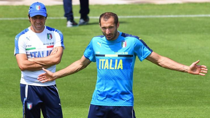 Euro 2016: Włosi trenowali nadal bez De Rossiego i Candrevy