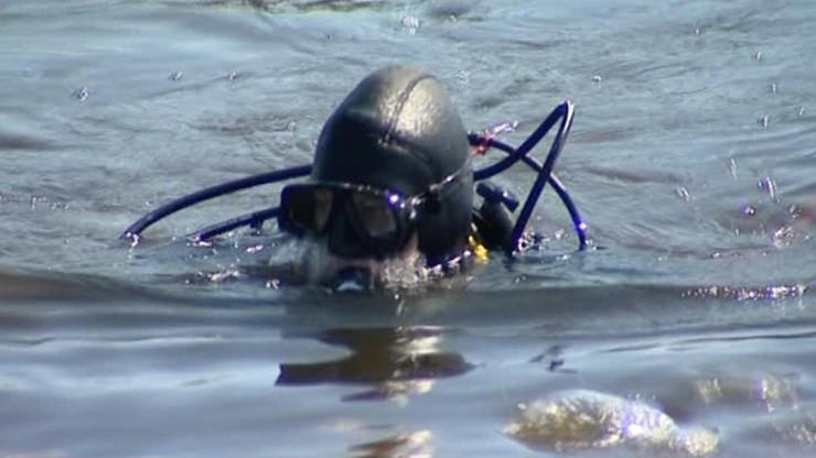 19-latek utonął 20 metrów od brzegu