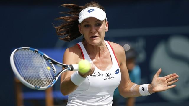 Turniej WTA w Eastbourne: Agnieszka Radwańska w finale
