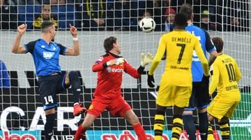 2016-12-16 Osłabiona Borussia Dortmund zremisowała z Hoffenheim