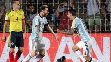 2016-11-16 El. MŚ 2018: Messi ratuje Argentynę, USA w kłopotach