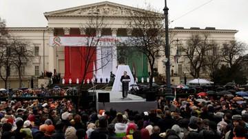 """15-03-2016 14:17 Orban apeluje do Brukseli o """"więcej szacunku dla Polaków"""""""