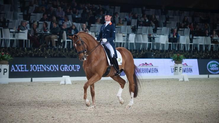 """Z troski o dobro konia wycofała się z igrzysk. """"On jest wojownikiem, który nigdy się nie poddaje"""""""
