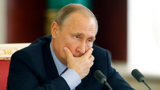 Putin: obce wywiady przeprowadzają cyberataki przeciw Rosji