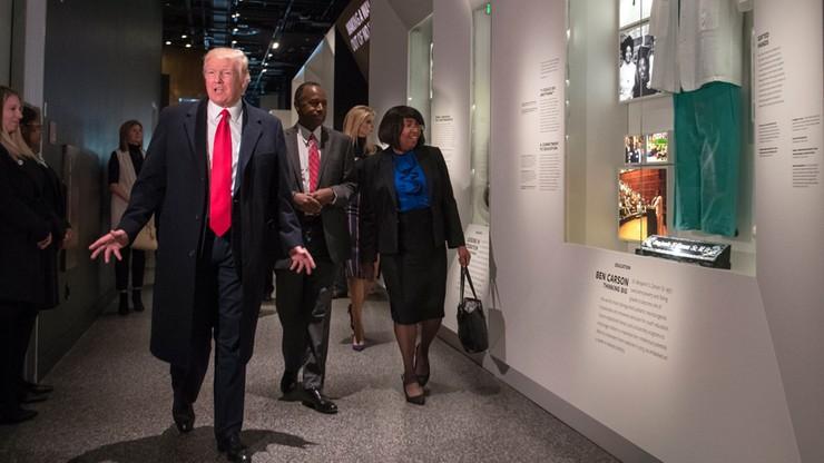 Trump potępia pogróżki pod adresem społeczności żydowskiej