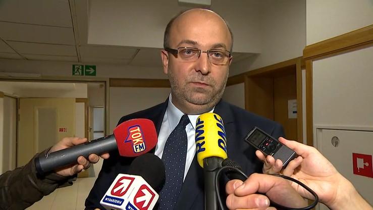 """Stołeczna """"Iustitia"""" usunęła wiceministra sprawiedliwości Łukasza Piebiaka ze stowarzyszenia. """"Będę się odwoływał"""""""