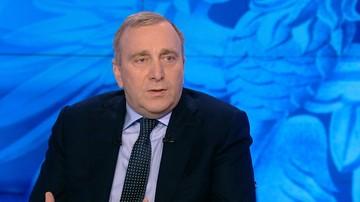 04-05-2017 21:54 Schetyna: inicjatywa prezydenta ws. referendum - niepoważna i kompromitująca