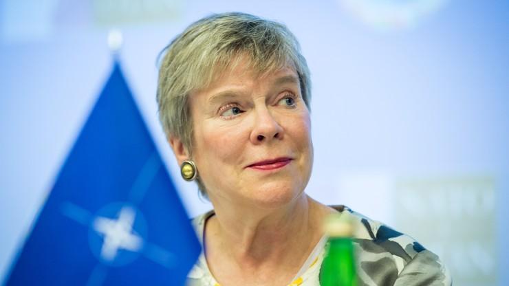 Zastępczyni sekretarza gen. NATO: nad Bałtykiem dochodzi do incydentów od kilkunastu lat