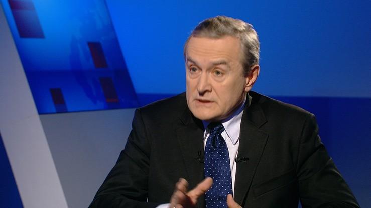 Gliński do najbogatszych Polaków: nie bierzcie 500 zł na dziecko