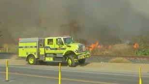 Pożary pustoszą Kalifornię. Ewakuowano 200 tysięcy osób