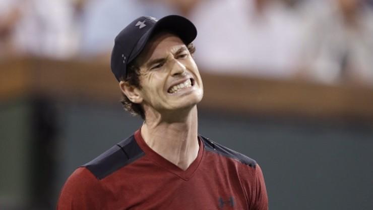 ATP Miami: Murray wycofał się z turnieju