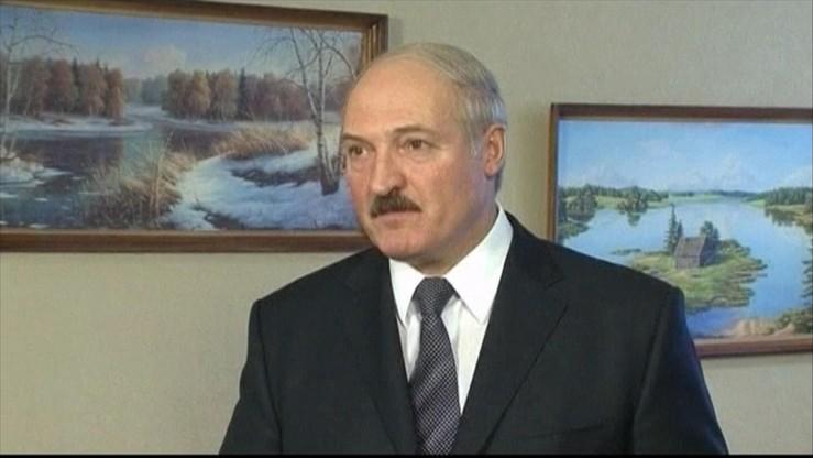 """Łukaszenka po raz piąty? """"Wyborów w istocie nie ma"""""""
