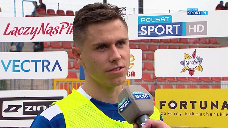 2017-09-03 Mystkowski: Walczę o powrót do Ekstraklasy