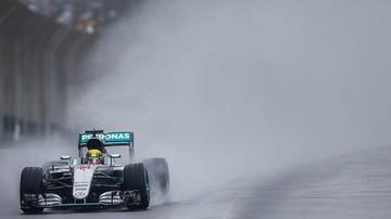 2016-11-13 Formuła 1: Hamilton wyprzedził Prosta