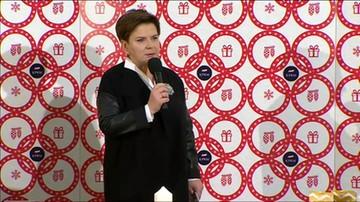 Beata Szydło o programie 500+