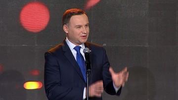 """17-01-2016 21:30 Andrzej Duda w """"FT"""": """"za poprzednich rządów oficjalne statystyki gospodarcze wyglądały dobrze, ale były mylące"""""""