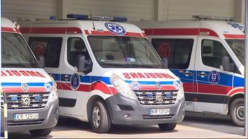 Kierowcy krakowskich karetek będą jeździć wolnej. Bo muszą płacić za uszkodzone ambulanse