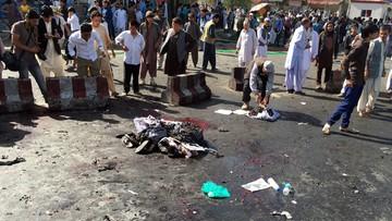 23-07-2016 18:46 Zamach w Afganistanie. Są zabici i ranni