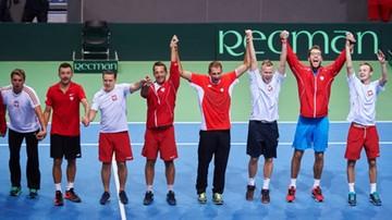 2015-09-21 Puchar Davisa: Polska nie będzie rozstawiona w losowaniu 1. rundy Grupy Światowej