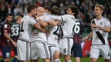 2015-11-08 Ekstraklasa: Skromne zwycięstwo Legii