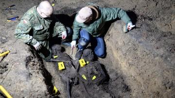 04-12-2015 22:02 W Świętokrzyskiem odnaleziono szczątki dwóch ofiar komunistycznych egzekucji