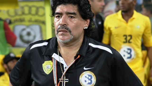 Maradona przeszedł operację żołądka