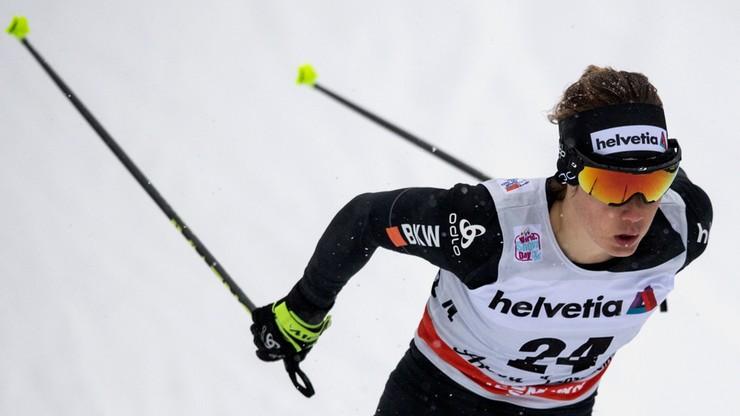 Tour de Ski: Van der Graaff i Ustiugow najlepsi w sprintach