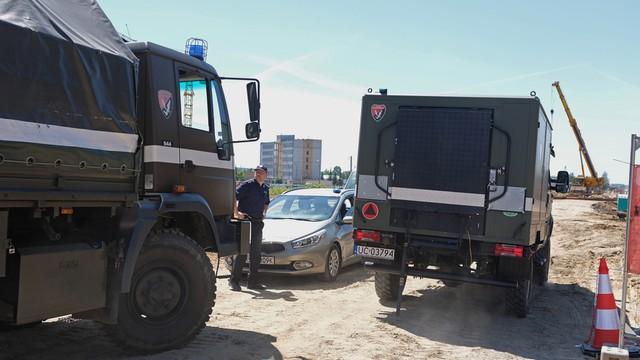 Białystok: druga bomba zabezpieczona i wywieziona