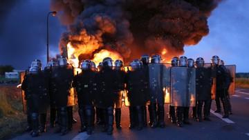 28-05-2016 16:03 We Francji trwa kryzys w zaopatrzeniu w paliwa
