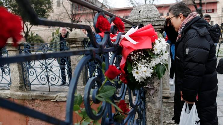 Wszystkie ofiary śmiertelne zamachu w Stambule to Niemcy