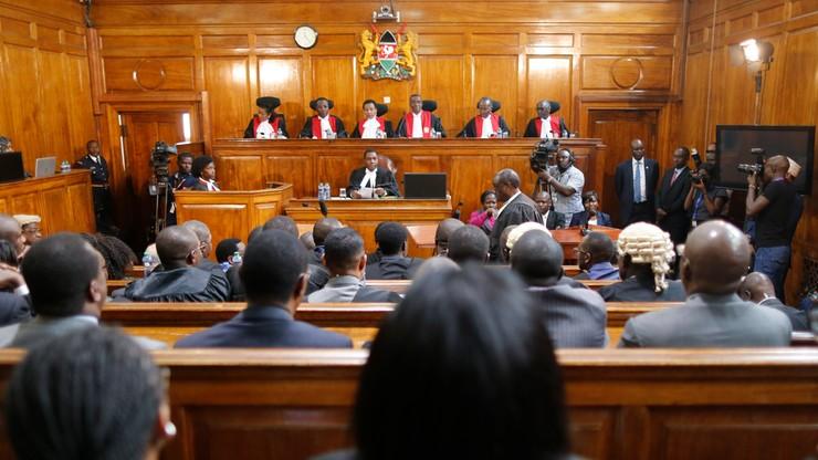 Sąd Najwyższy unieważnił wybory prezydenckie w Kenii. Prezydent: nie zgadzam się, ale szanuję decyzję