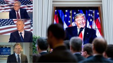 09-11-2016 10:21 Ryszard Czarnecki: Amerykanie chcieli pokazać gest Kozakiewicza