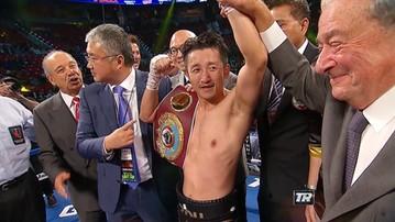 2016-11-06 Zou Shiming mistrzem świata WBO! Totalna dominacja Chińczyka