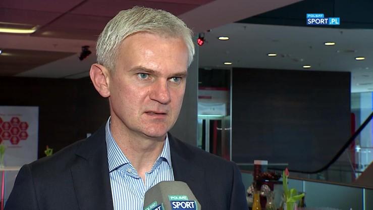 Magiera: ESA 37 nie ułatwia wejścia młodym piłkarzom do Ekstraklasy