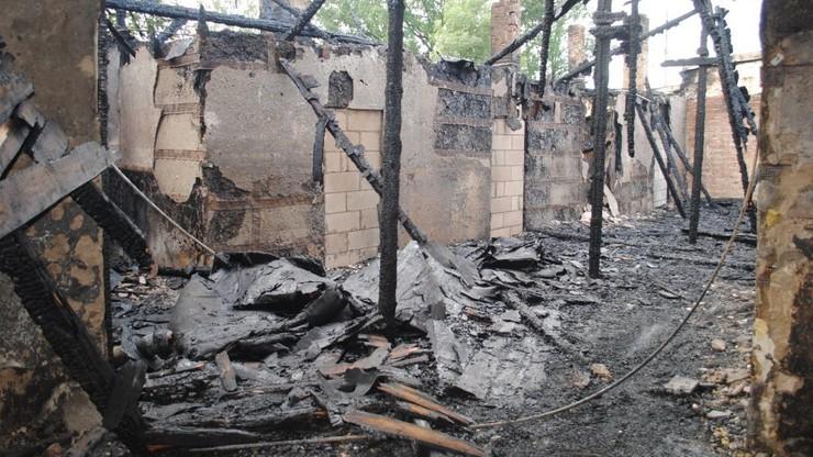 Podpalił kamienicę w Mysłowicach. Straty to około 1 mln zł. Może trafić do więzienia na 10 lat
