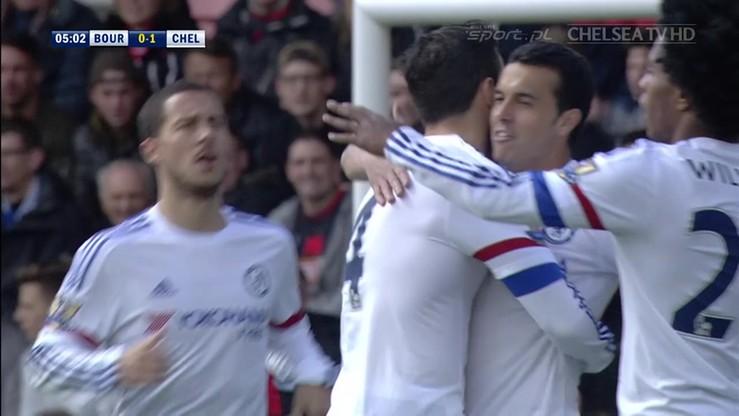 Maestro wrócił! Trzy asysty Fabregasa przeciwko Bournemouth