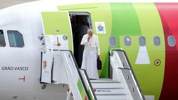 13-05-2017 17:27 Franciszek zakończył wizytę w Fatimie